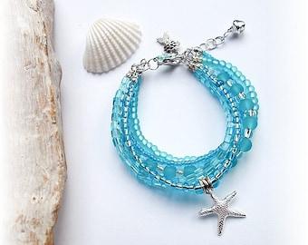 Multi Bracelet * Ocean *