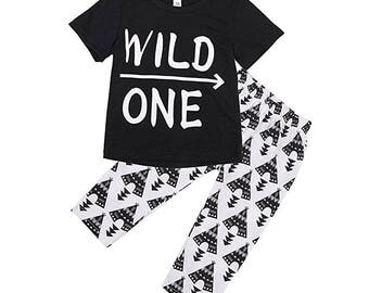 Baby Boy Wild One, First Birthday Outfit Boy, Wild One Birthday Boy, 1st Birthday Boy Shirt, Wild One Shirt, 1st Birthday Boy Outfit,