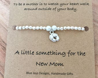 Baby Keepsake, New Mom Gift, Baby Shower Gift, New Baby Gift, Gift For Mom, Mothers Day Gift, First Mothers Day, Pregnancy Gift