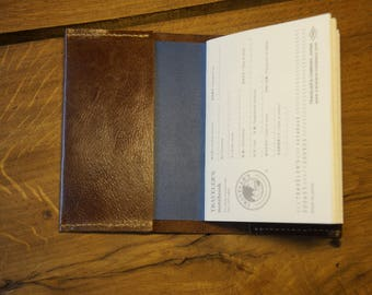 Passport Notebook Cover