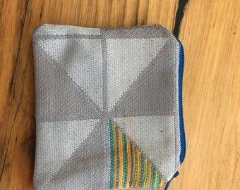 Handmade coin purse