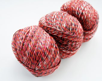 Knitting Yarn, Crochet Yarn, Sport Weight, Cotton Yarn, Debbie Bliss Juliet, Summer Tweed-52013