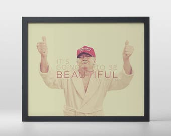 Make America Great Again Art Print