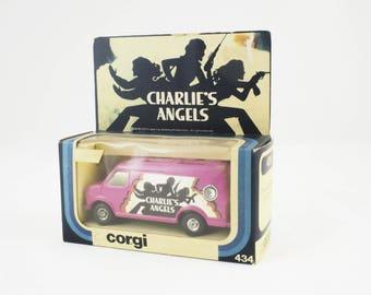 CORGI 434 Charlie's angel Chevy van