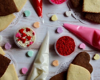 Sugar Cookie Decorating Kit (holidays)