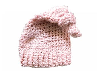 Knotted Beanie