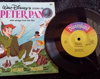 Walt Disney's Story of Peter Pan 1977