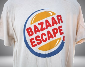Bazaar Escape t-shirt - Sand/Beige