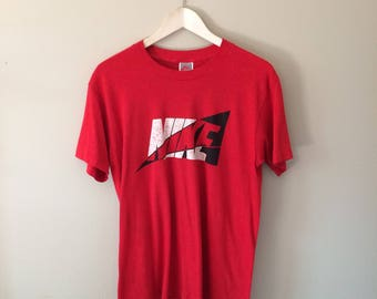 Vintage Nike Grey Tag T Shirt