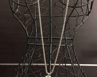Silver Hades Pendant