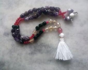 Hope Mala necklace