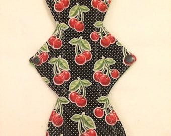 """11"""" Moderate Cherry cloth Pad"""