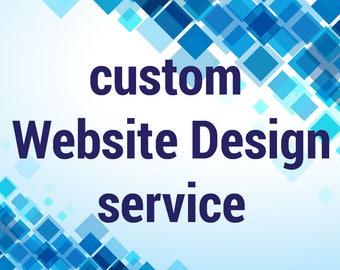 Website Design, Web Design, Web Designer, Web Developer, Custom Business Website, Custom WEBSITE Design, Wordpress blog design