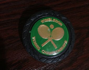 Wimbledon Tennis Championships Badge/Pin