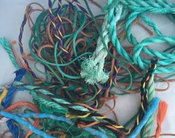 Found Nautical Rope