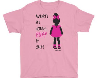 When in Doubt, Puff tee