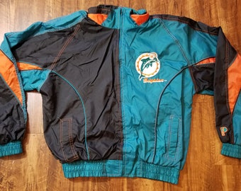 Vintage Miami Dolphins Pro Player Jacket