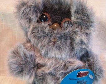 "NEW WITH TAGS Vintage Star Wars Return of the Jedi Ewok named ""Wiley"""