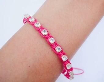 Bracelet Diamonds Glam