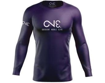 O.N.E. Purple Longsleeve