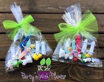 Fairy Garden kit, Fairy Garden accessories, fairy fence, fairy garden, miniature fairy animals, miniature fairy accessory, toy tinkerbell