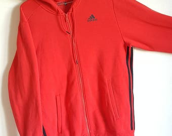Jacket / Hoodie 70% cotton Adidas size medium.