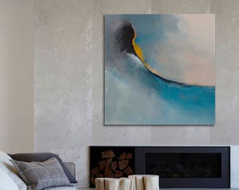 Large Abstract Painting, Original Painting, Acrylic Painting, Modern Art