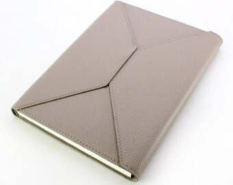 """Leather Journal - """"Corriere"""" by Fortessa 