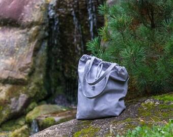Tote bag, Linen bag, Eco friendly shopper bag, linen tote, shopping bag, Eco Tote Bag, yoga bag, market tote bag, linen shoulder bag