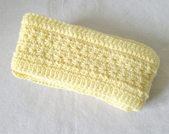 Womens Crochet Scarf, Crochet Neck Warmer, Crochet Super Scarf, Long Crochet Scarf, Long Skinny Scarf, Yellow Scarf, Crochet Scarf