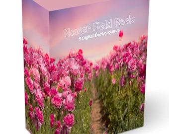 Flower Field Pack