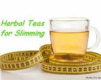 100% natural herbal tea's