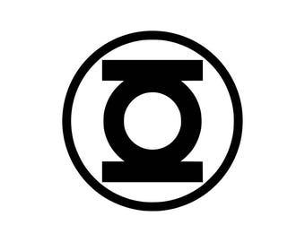 Green Lantern | Decal / Sticker