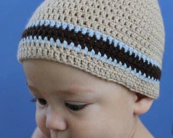 Crochet baby hat and booties set, Crochet baby set, crochet baby beanie, Baby hat, Baby beanie, Baby photo prop, Baby booties