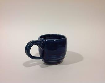 Coffee / Tea Mug, Blue Glaze