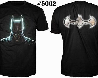 Unique 3D High Quality Mens  T-shirt Batman