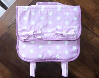 My first nursery school satchel