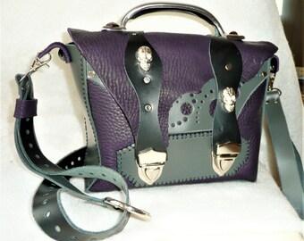 bag super original 'Gothic satchel' inspired shoulder or hand