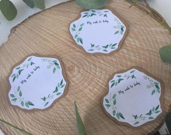 Baby Shower Wishes To Baby/ Wishes To Baby/ Baby Shower Trivia/ Baby Shower Games