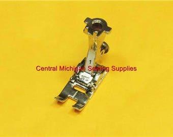 Bernina Sewing Machine Zig Zag Foot #1 Forward & Reverse Fits many
