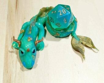 Hippocampus Hybrid Dice Dragon