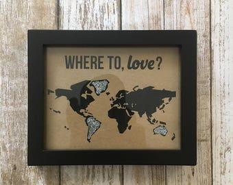 4x3 // Desk Frame // Where to Love?