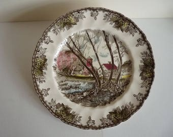 Willow by The Brook Friendly Village plate