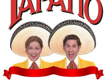 Tapatio Hot Sauce Personalized Wedding Favors-Set of 12 Fiesta Weddings, Parties, Events