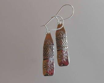 Earrings Silver earrings A1003