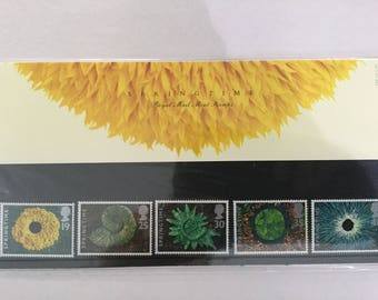 Springtime Royal Mail Mint Stamps Presentation Pack 1995