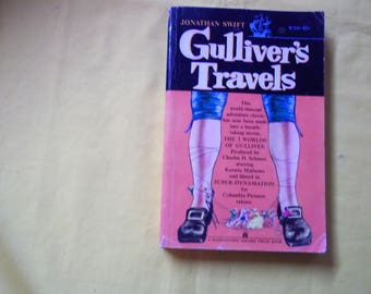 Gilliver's Travels by Jonathan Swift