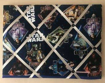 Star Wars Memo Board
