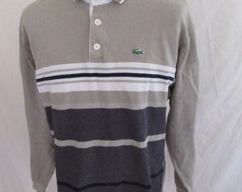 Lacoste polo shirt size L to-65%