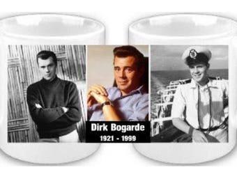 Dirk Bogarde - Coffee Mug